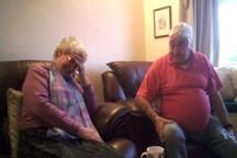 Janet Chadband and Dennis Knight - The Mays at Trewethart
