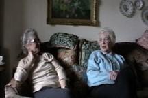 Joan Murray and Yvonne Cleave - Gran Sherrat's bakery