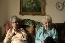 Joan Murray and Yvonne Cleave - Miss Best's class