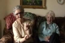 Joan Murray and Yvonne Cleave - School Milk