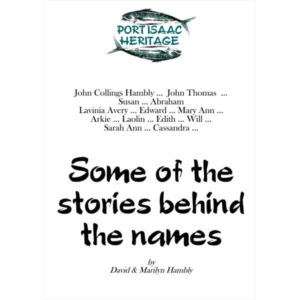 Some of the stories behind the names