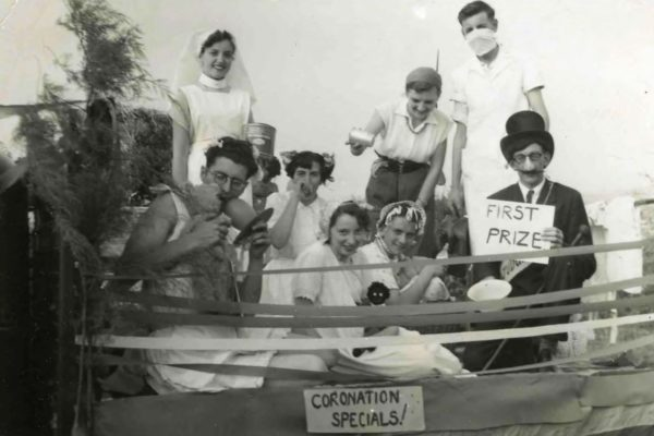 1953 Carnival Float - Coronation Specials