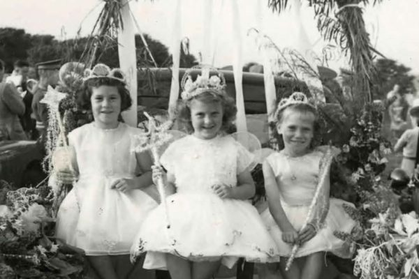 1953 Carnival Royalty