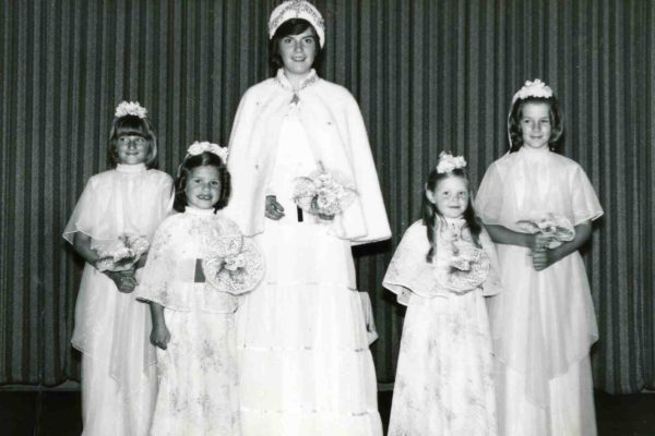 1977 Carnival Royalty
