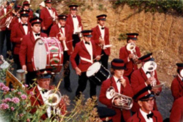 1984 Port Isaac Carnival