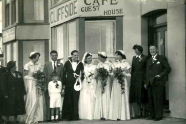 A 1940s Keat wedding