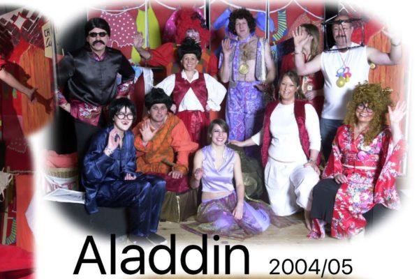 Aladdin - 2004/05