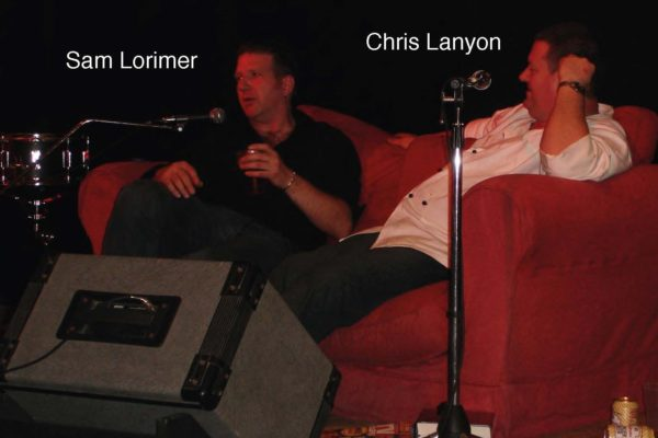 An Evening with Lardman & Lanyon - 2006