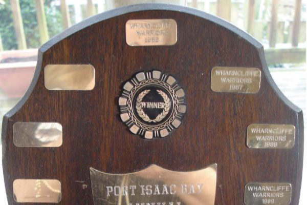 Annual Port Isaac Raft Race Trophy