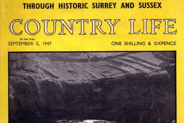 Country Life Magazine, September 1947