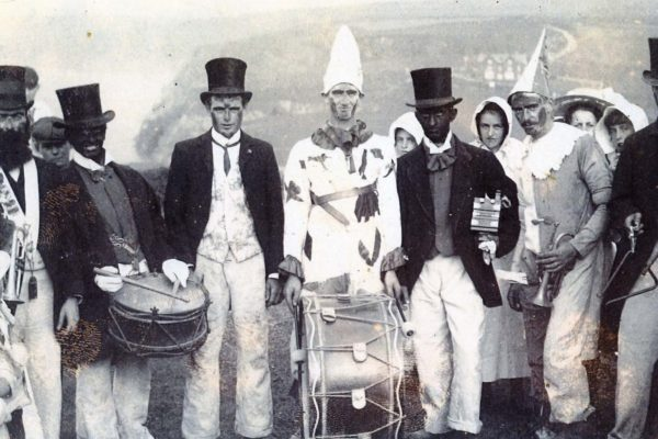 Early 1900s Carnival entry