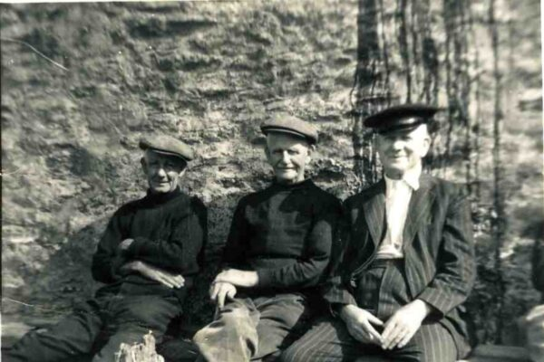 Frank Rowe, Will Rowe and Dick Rowe