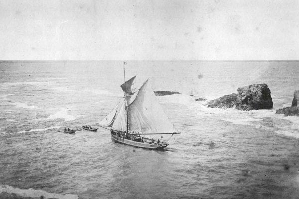 History of Cornish Gigs