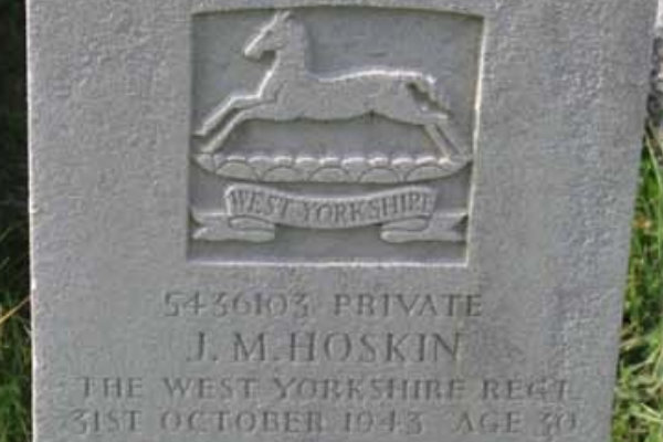 John Morcombe Hoskin