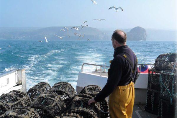 Julian Brown shares some of his fishing memories