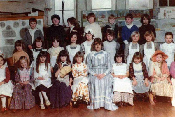 Middle-lower junior class centenary celebrations