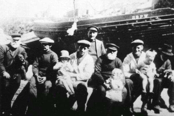 On the Platt, c1930