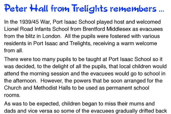 Peter Hall remembers
