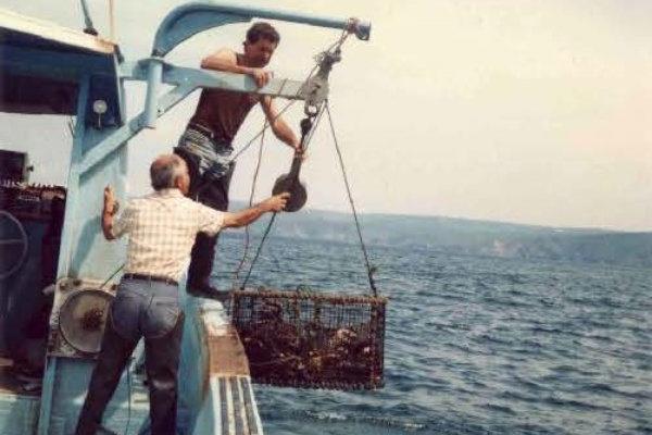 Peter Rowe's memories of fishing in Port Isaac