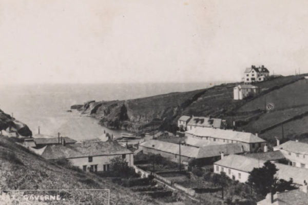 Port Gaverne; the sister port to Port Isaac