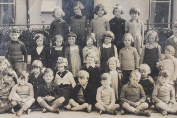 Port Isaac School 1936