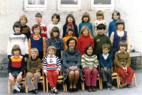 Port Isaac School 1974