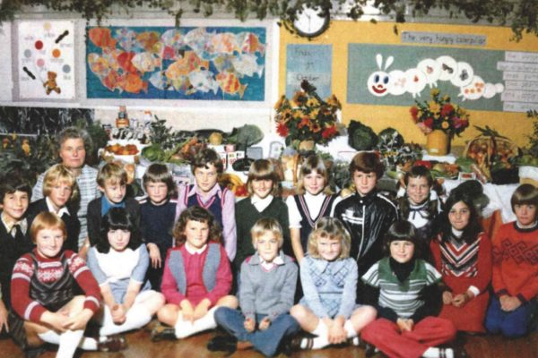 Port Isaac School 1975