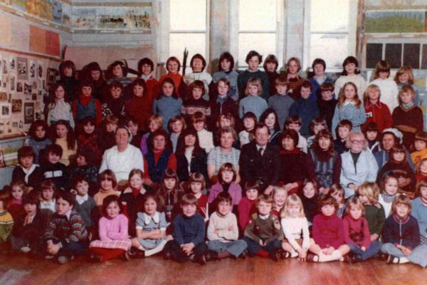 Port Isaac School 1977