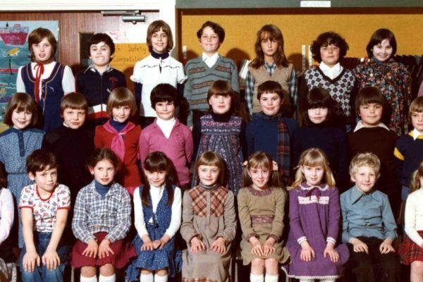 Port Isaac School 1981