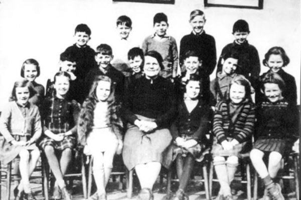 Port Isaac School - Class 2 1948