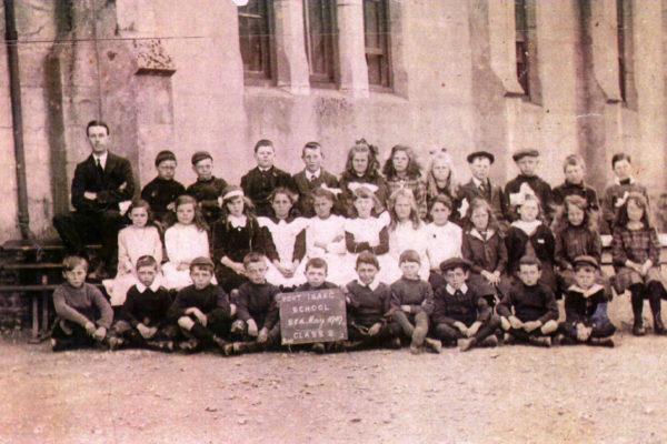 Port Isaac School - Class 2 - May 1919