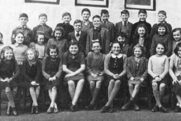 Port Isaac School - Class 3 1948
