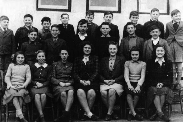 Port Isaac School - Headmaster's Class 1948