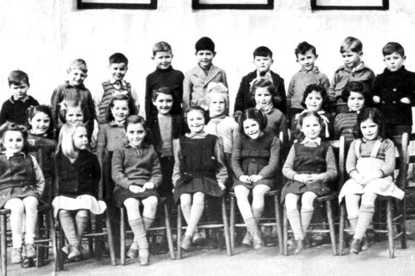 Port Isaac School - Infant's Class 1948