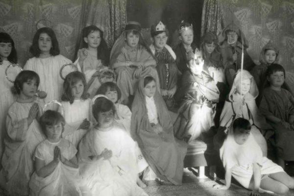 Port Isaac School Nativity, 1963