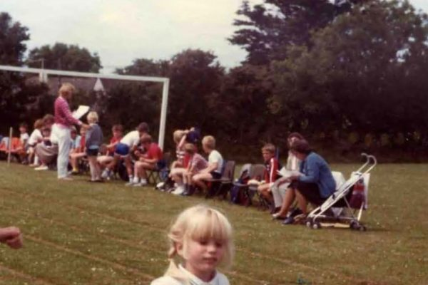 Port Isaac School, Sports Day, 1980s