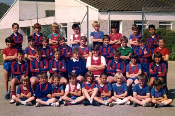 Port Isaac School, Sport's Teams, 1989