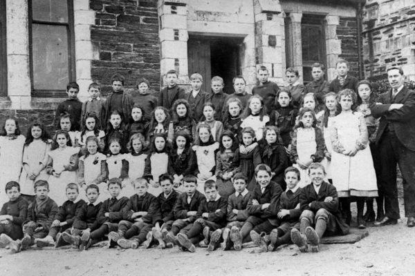 Port Isaac School c1925