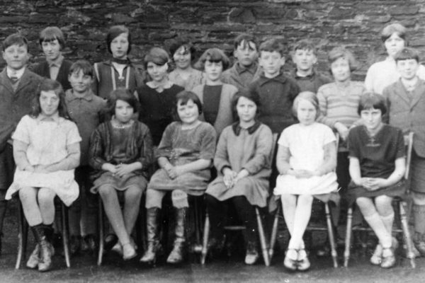 Port Isaac School c1935