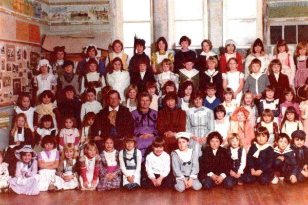 Port Isaac School centenary, celebrated 1978
