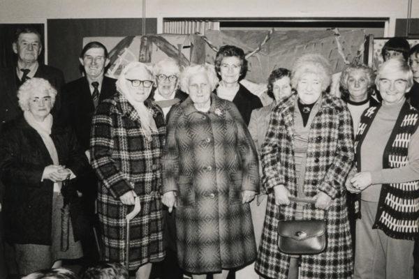 Port Isaac School centenary celebrations, 1977