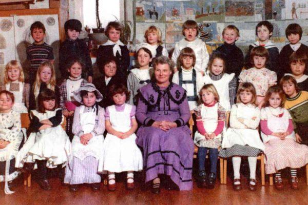 Infant Class Centenary Celebrations