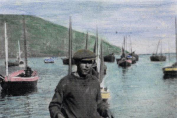 Port Isaac fishermen