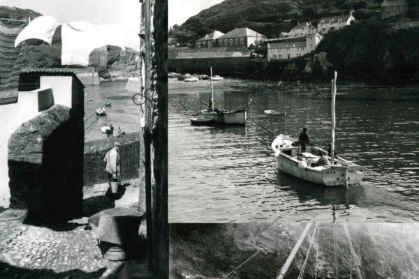 Port Isaac - historic fishing village