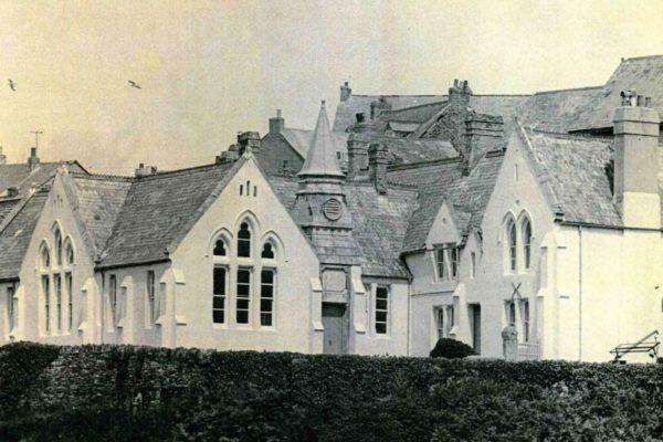 Port Isaac 'old school' - 1970