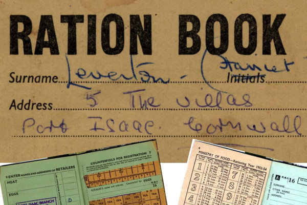 Ration Books and Identity Cards