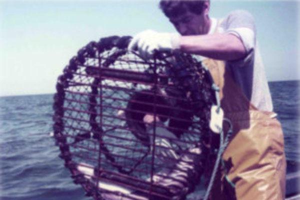 Remembering Neville (Andrews) fishing days