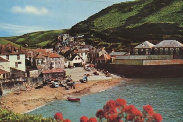Summer Tide at Port Isaac
