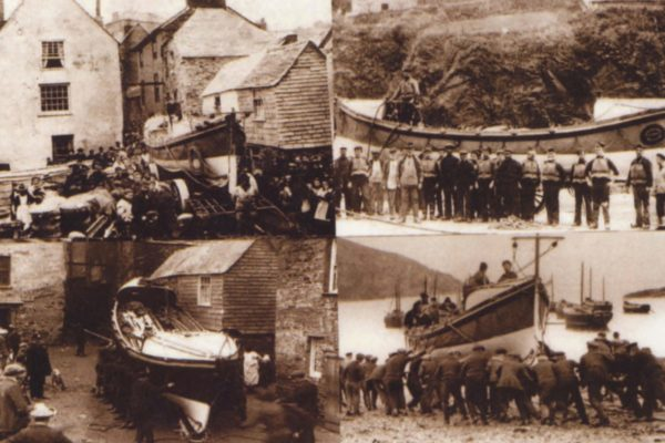 The Lifeboat and The Platt