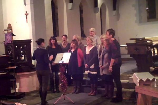 Video 01 - Gulls 'Ave Maria'